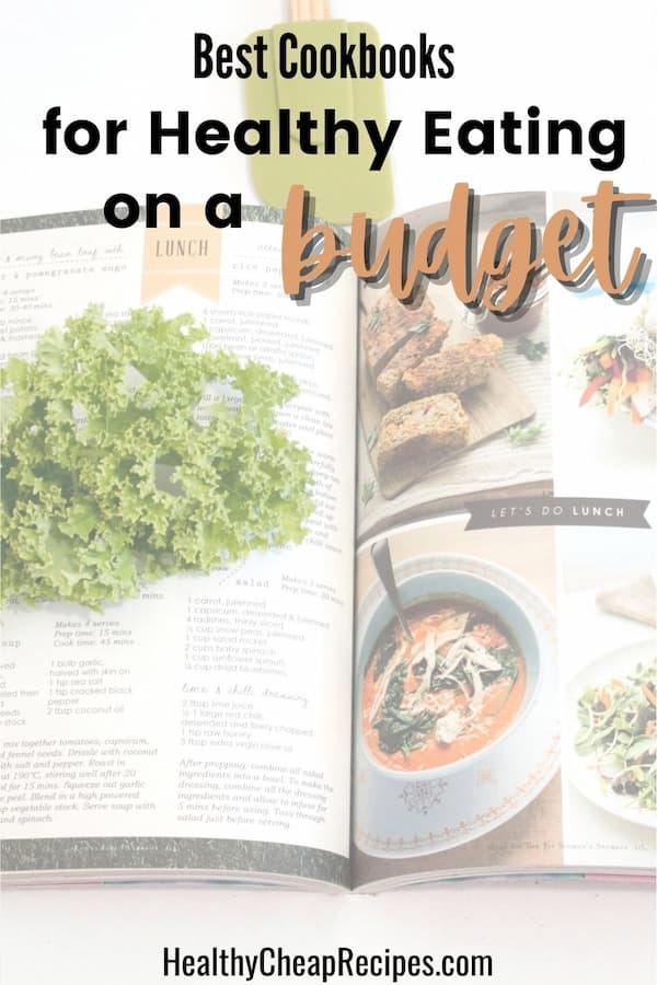 healthy eating on a budget cookbook usda