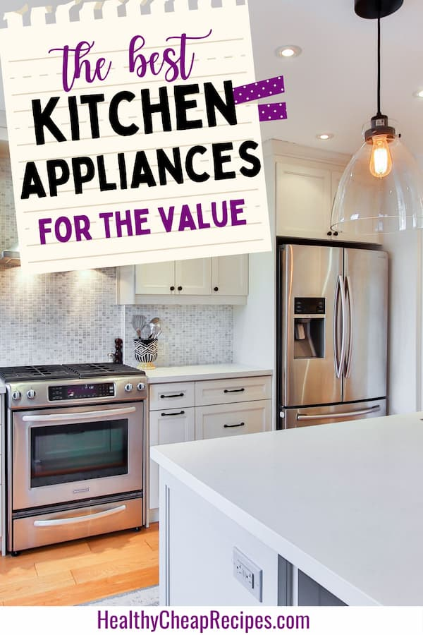 the best kitchen appliances to buy